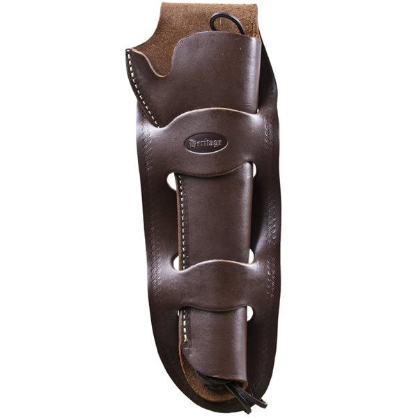 Mexican Double Loop Holster 9'' Right Hand SM Bore