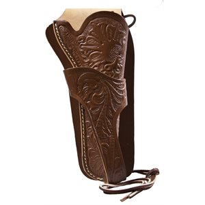 "EMBOSSED HOLSTER 4"" - 6'' RH SMALL BORE"