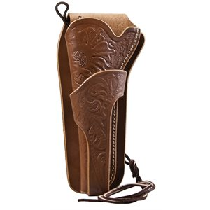"EMBOSSED HOLSTER 4"" - 6'' LH SMALL BORE"