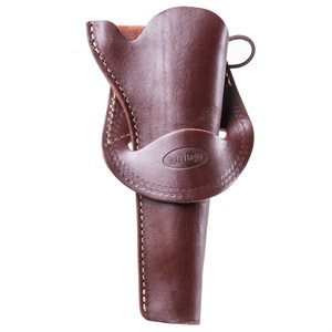 "CROSS DRAW HOLSTER 4"" - 6'' RH SMALL BORE"