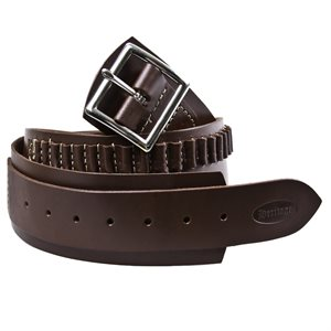 WESTERN STYLE DROP CARTRIDGE BELT SM  SMALL BORE
