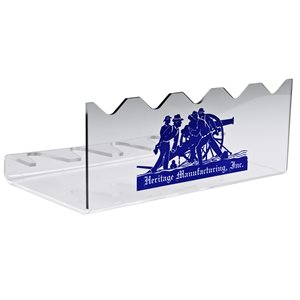HMI ACRYLIC - LARGE 5 GUN DISPLAY FOR RR REVOLVERS