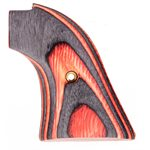 Altamont Red / Black Strato Wood Grip