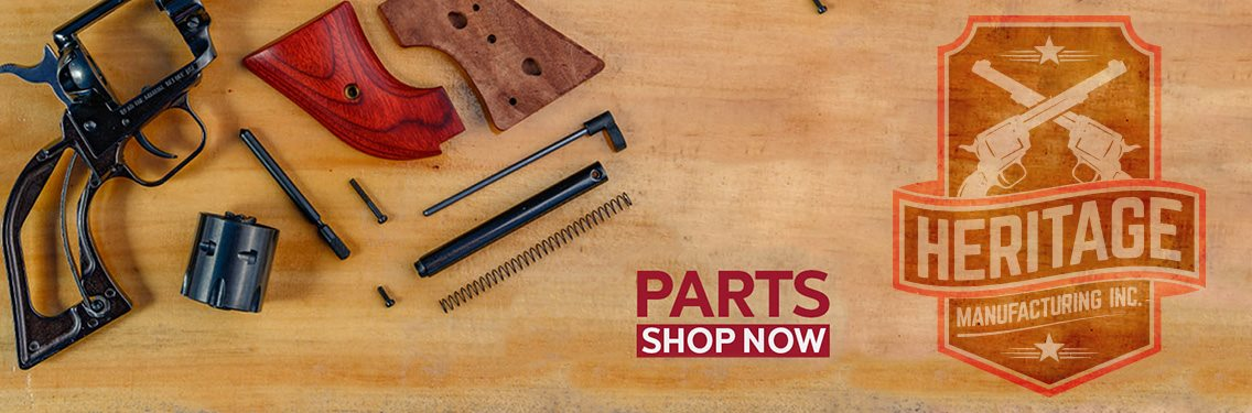 Buy Heritage Mfg. Parts